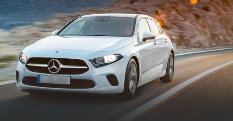 Rent a Car - Mercedes A class