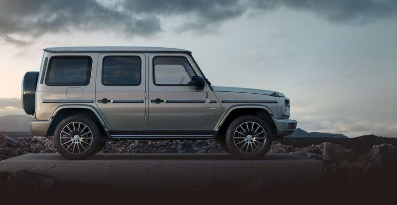 Rent a Car - Mercedes G class