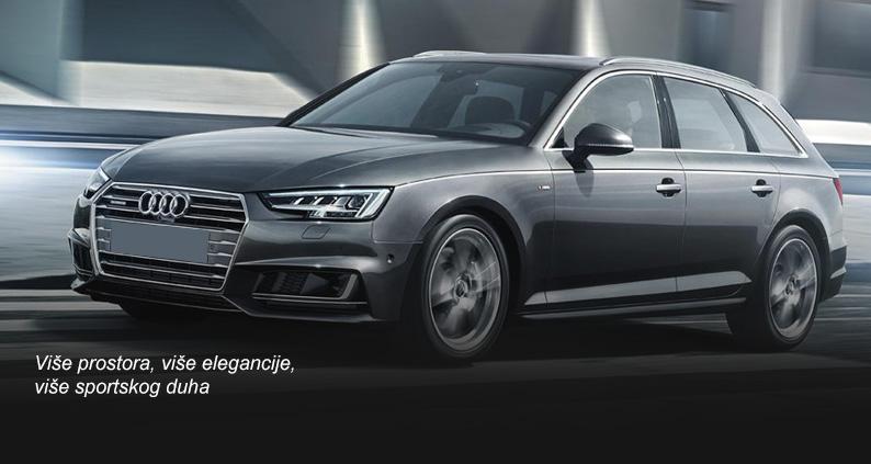 Novi Audi A4 Avant